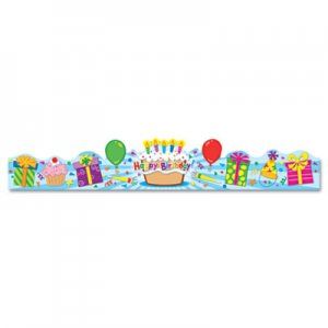 Carson-Dellosa Publishing 101021 Student Crown, Birthday, 4 x 23 1/2, 30/Pack CDP101021
