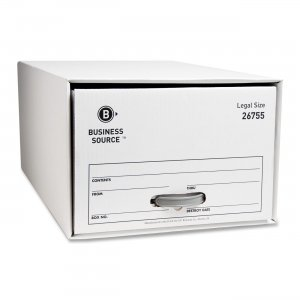 Business Source 26755 File Storage Drawer BSN26755