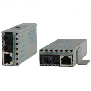 Omnitron Systems 1123-1-3 miConverter Fast Ethernet Media Converte 1123-1-x