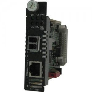 Perle 05052660 Gigabit Ethernet Media Converter CM-1110-S2LC70