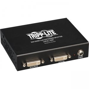 Tripp Lite B140-004 DVI over Cat5 Extender/Splitter, 4-Port Local Transmitter Unit