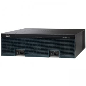 Cisco C3925-VSEC-CUBE/K9 Integrated Services Router 3925