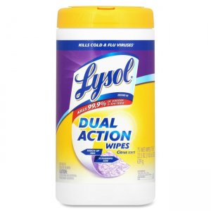LYSOL 81700 Dual Action Disinfectant Cleaner RAC81700