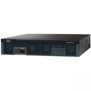 Cisco C2951-VSEC-CUBE/K9 Integrated Services Router 2951