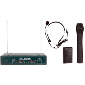 Pyle PDWM2700 Wireless Microphone System