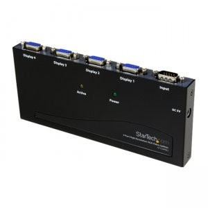 StarTech.com ST124PRO 4 Port High Res VGA Video Splitter