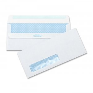 Business Source 42207 Single Window Envelope