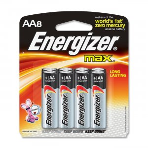 Energizer E91MP-8 MAX General Purpose Battery