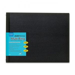 Itoya Of America, Ltd HB1411 Multi-Ring Binder