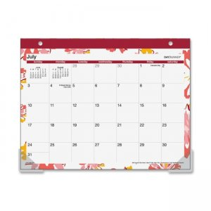 At A Glance Sk04706a Mini Monthly Desk Pad Calendar