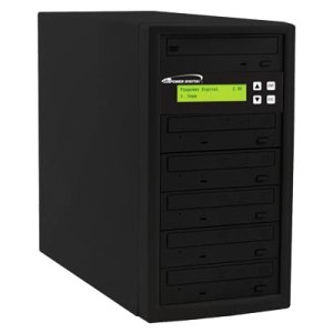Vinpower Digital Econ-S5T-DVD-BK 1:5 CD/DVD Duplicator