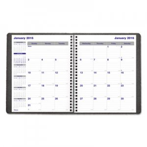 At-A-Glance DRN061125Y Day Runner Daily Planning Pages, 5 1/2 x 8 1/2, 2016 061-125Y