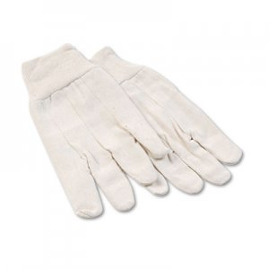 Boardwalk BWK7 8 oz Cotton Canvas Gloves, Large, 12 Pairs