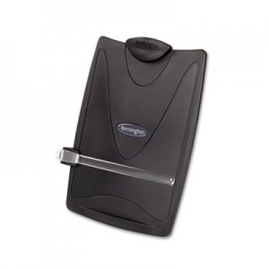 Kensington 62411 Insight Plus Easel Desktop Copyholder, 50 Sheet Capacity, Graphite KMW62411