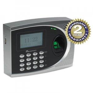Acroprint ACP010250000 timeQplus Biometric Time and Attendance System, Automated 01-0250-000