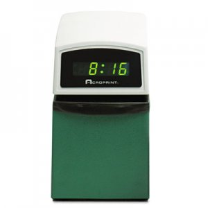 Acroprint ACP016000001 ETC Digital Automatic Time Clock with Stamp 01-6000-001