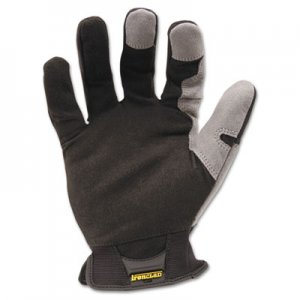 Ironclad IRNWFG05XL Workforce Glove, Extra Large, Gray/Black, Pair WFG-05-XL