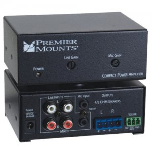 Premier Mounts CPA-50 Power Amplifier