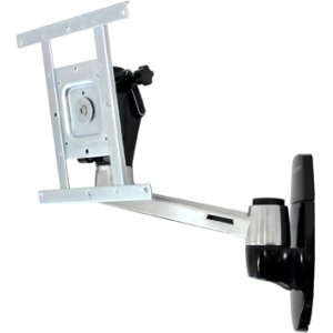 Ergotron 45-268-026 LX Series HD Wall Mount Swing Arm