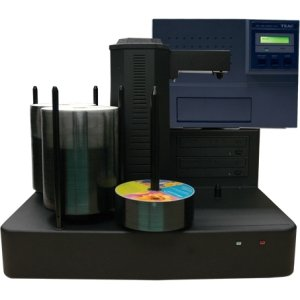 Vinpower Digital CRONUS220-S2T-P55-BK DVD/CD Publisher