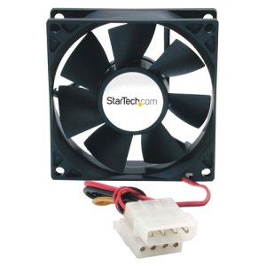 StarTech FANBOXSL 80mm Ever Lubricate Bearing CPU Case Fan