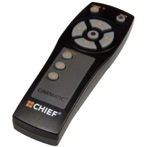 Chief IR10 Projector Lift Remote Control