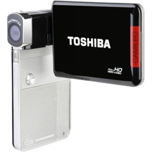 Toshiba PA3893U-1CAM Camileo High Definition Digital Camcorder S30