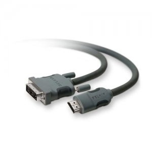 Belkin F2E8242b10 HDMI to DVI Cable
