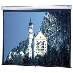 Da-Lite 40237 Model C Manual Wall and Ceiling Projection Screen