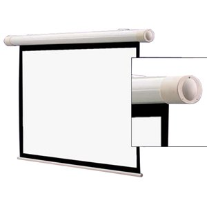 Draper 137067 Salara Series M with Auto Return Manual Projection Screen