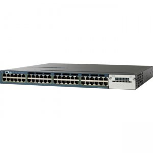 Cisco WS-C3560X-48T-S-RF Catalyst Layer 3 Switch - Refurbished WS-C3560X-48T-S