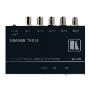Kramer 104LN Line Amplifier