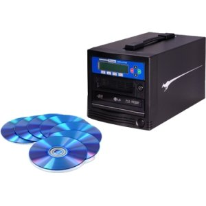 Kanguru BR-DUPE-S1 1 Target, Blu-ray Duplicator with Internal Hard Drive