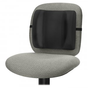 Fellowes 91905 Ergonomic Backrest - Black