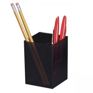 OIC 93681 3-Compartment Pencil Cup