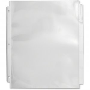 Sparco 74160 Top Loading Sheet Protectors with Index Tab SPR74160