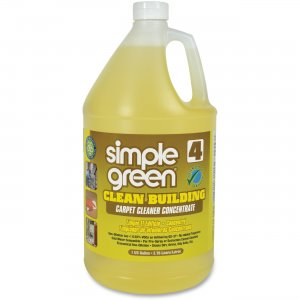 Simple Green 11201 Clean Building Carpet Cleaner Concentrate SMP11201