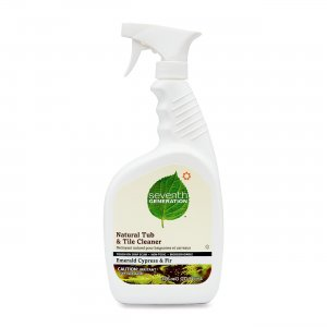 Seventh Generation 22750 Natural Tub and Tile Cleaner SEV22750