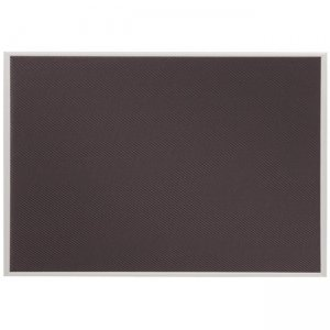 Quartet B2316 Matrix Gray Bulletin Board QRTB2316