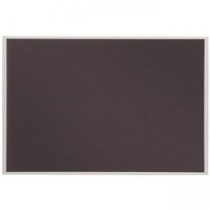 Quartet B3423 Matrix Gray Bulletin Board QRTB3423