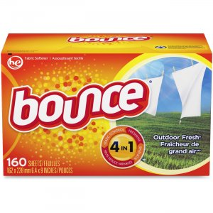 Bounce 80168 Dryer Sheets PGC80168