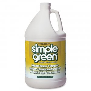 Simple Green 14010 Industrial Cleaner and Degreaser - Lemon Scent SMP14010