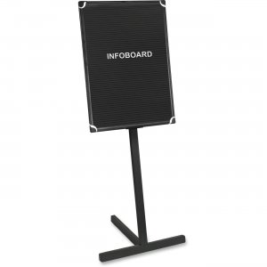 MasterVision SUP1001 Standing Letter Board BVCSUP1001
