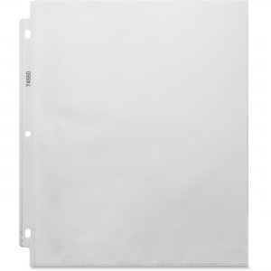 Business Source 74550 Top Loading Sheet Protector BSN74550