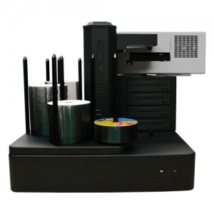 Vinpower Digital CRONUS500-S4T-BK CD/DVD Publisher