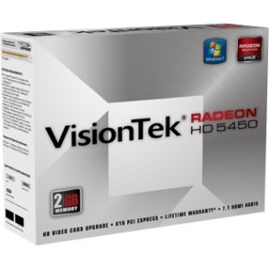 Visiontek 900356 Radeon HD 5450 Graphics Card