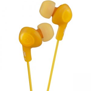 JVC HAFX5D Gumy Plus Earphone HA-FX5-D