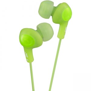 JVC HAFX5G Gumy Plus Earphone HA-FX5-G