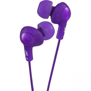 JVC HAFX5V Gumy Plus Earphone HA-FX5-V