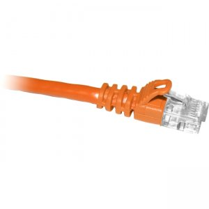 ClearLinks C5E-OR-25-M Cat.5e UTP Patch Cable